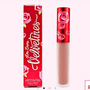 Lime Crime liquid lipstick